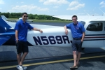 Daniel Reyes - CFI Single Jerrad Pennington - Instructor