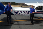 Libby Parsons - CFI Single Jerrad Pennington - Instructor