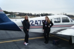 Sheena Guide Commercial Multi engine with Christi Jan 2 2015