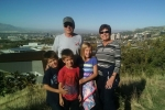 robert-carrothers-and-family-bonneville-shoreline-trail-utah