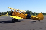 Boeing Stearman at KEXX