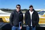Steven Groover Private Pilot with Instructor Corey Bodenhamer Feb 13 2016.jpg