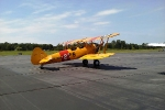 1942 Steerman Warbird Planes at Lexington Airport