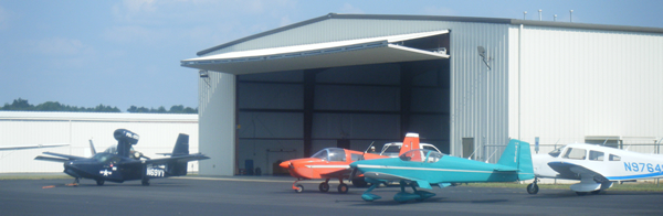 High Point Airport at Fly High Lexington